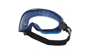 SAFETY GOOGLE WITH ADJUSTABLE STRAP